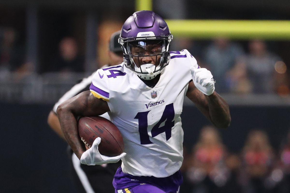 Fantasy football Week 14 Start or sit Vikings WR Stefon Diggs vs