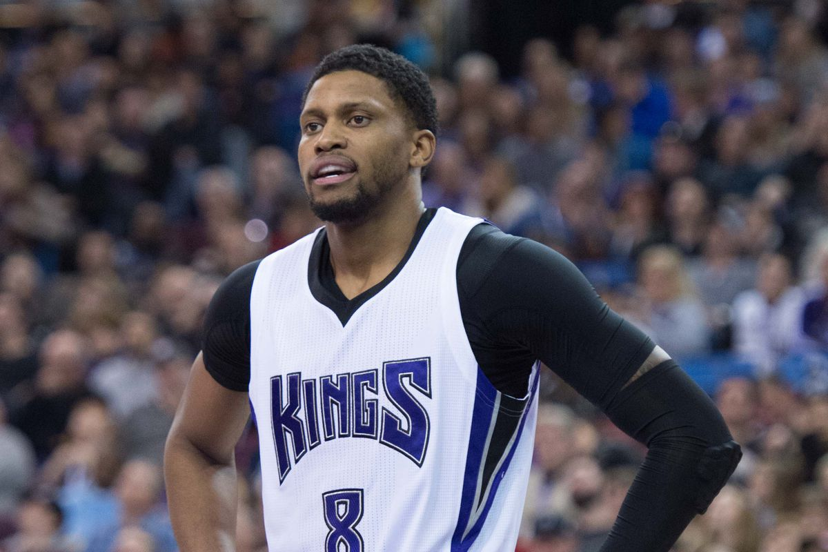 Rudy Gay is unclear about the direction of the Kings and ...