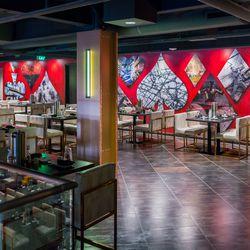 Sake Rok's mezzanine