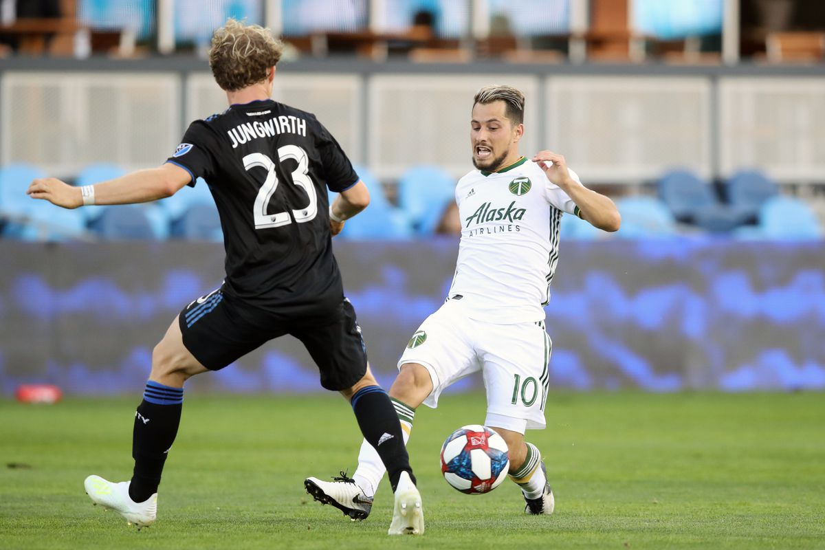 Portland Timbers vs. San Jose Earthquakes: How to watch, preview, match chat [1:00]