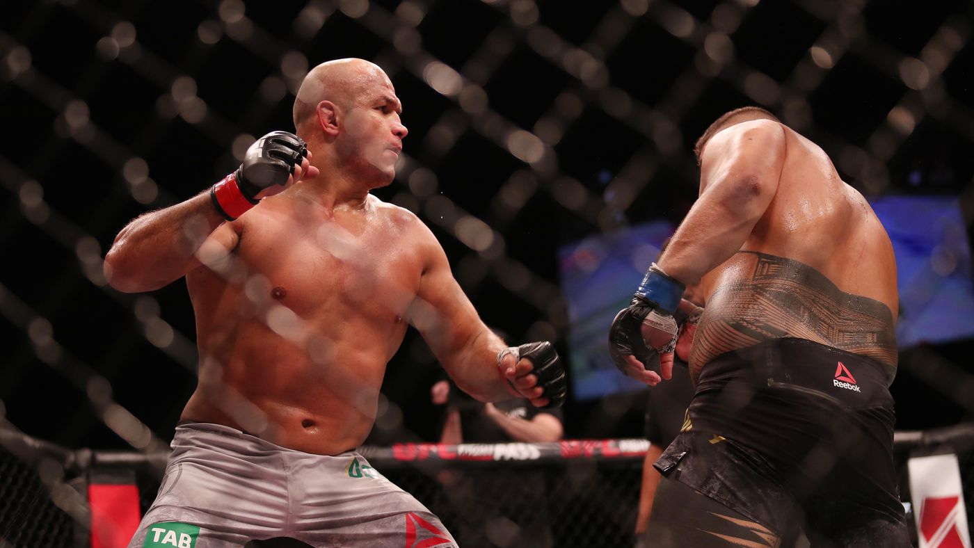 UFC Minneapolis video: Relive Junior dos Santos' top five knockouts ahead of Francis Ngannou fight