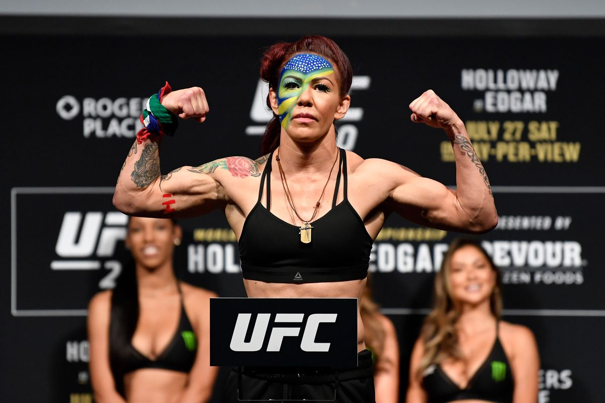 Cris Cyborg says she's willing to move up for super-fight against Kayla Harrison