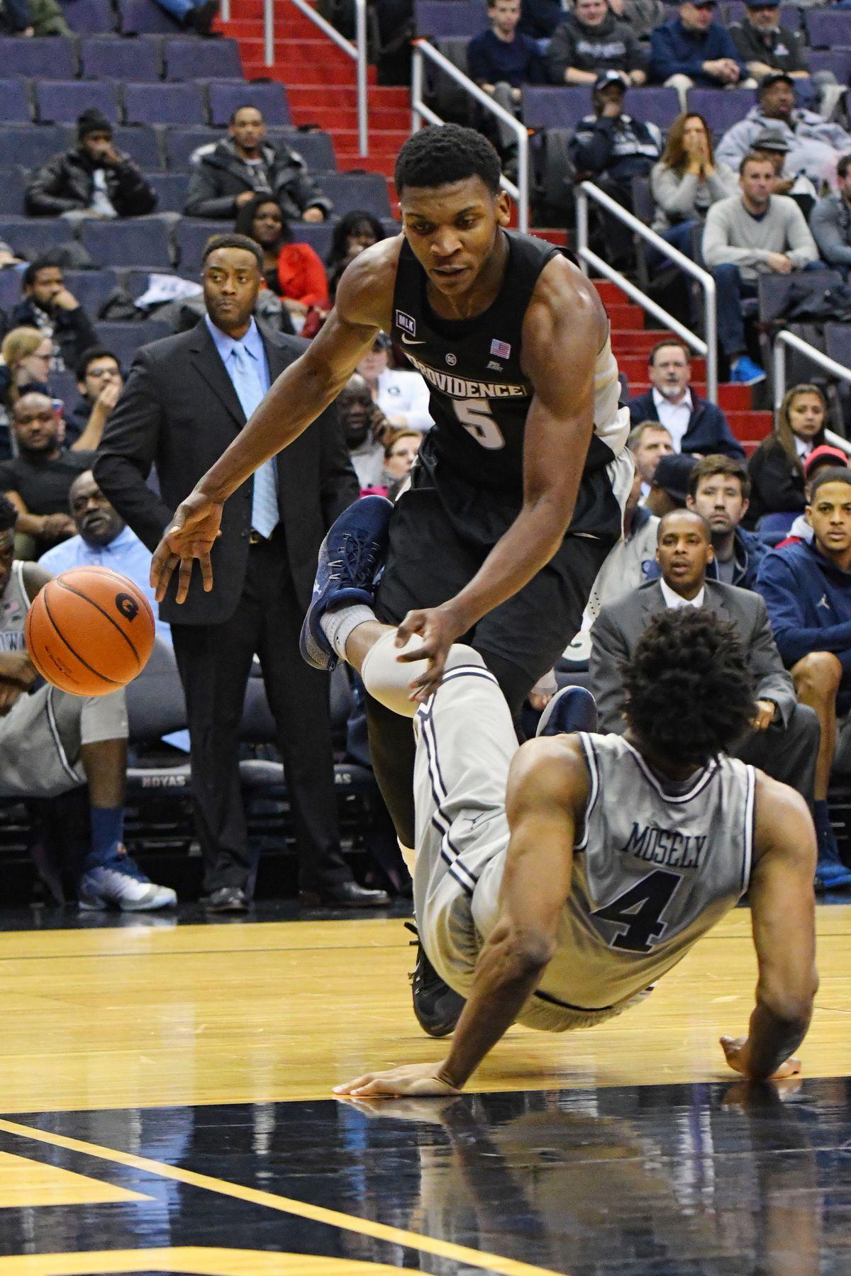 NCAA BASKETBALL: JAN 16 Providence at Georgetown