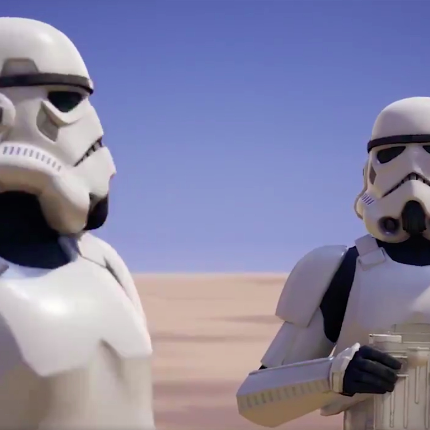 Watch A Star Wars Clip In Fortnite This Saturday To Get A