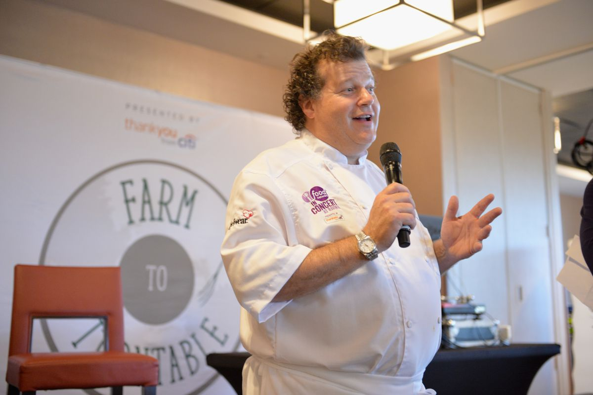Food Network In Concert - Luncheons & Dinners