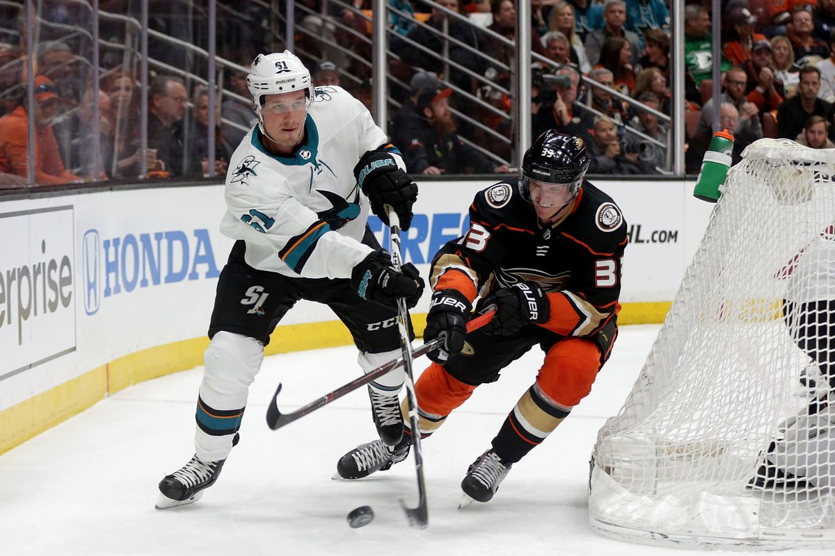 sharks vs. ducks 2018: schedule, scores, and live stream for nhl