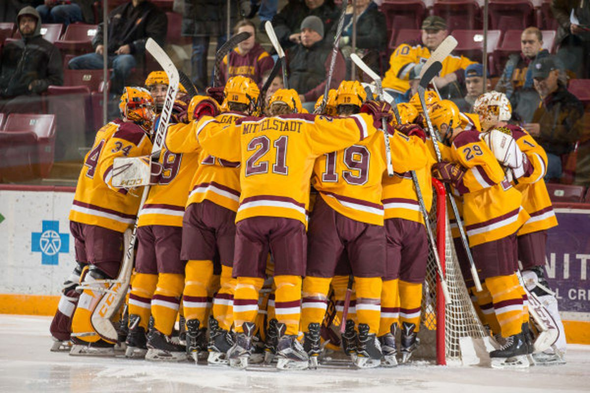Minnesota Hockey: 2018-19 Gopher Hockey Schedule Released ... Gopher Hockey