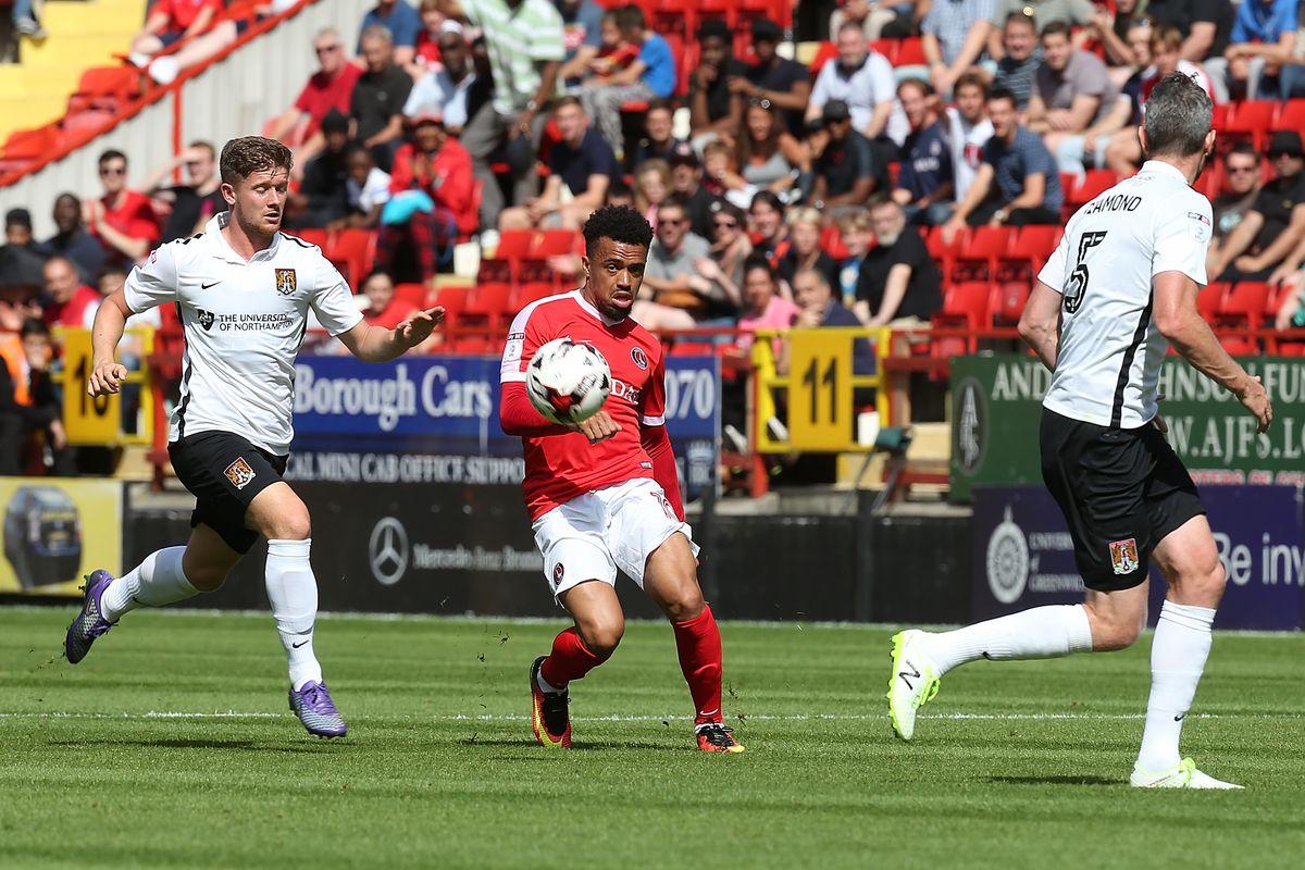 Charlton Athletic v Northampton Town - Sky Bet League One
