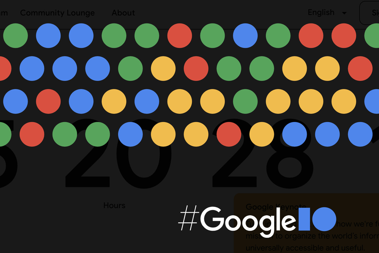 Google I/O 2021: rumors, news, and announcements