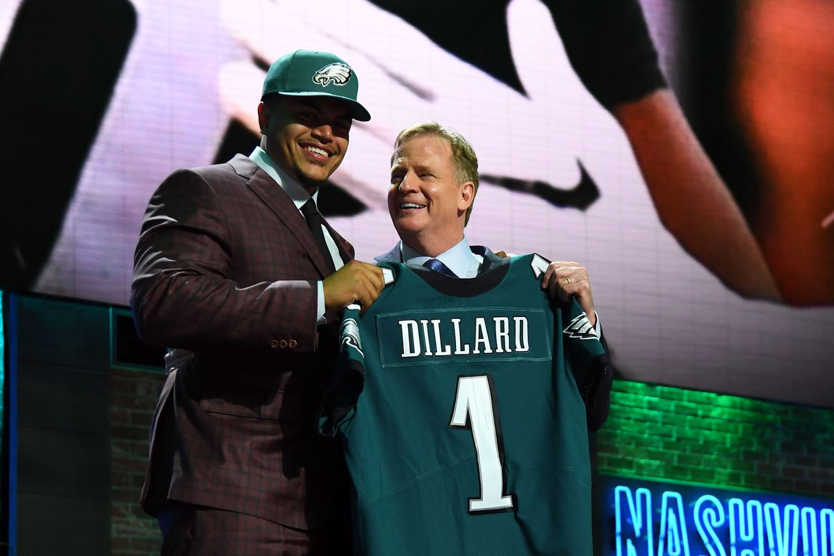 a69fb47b Football writers give their takes on the Eagles' 2019 NFL Draft ...