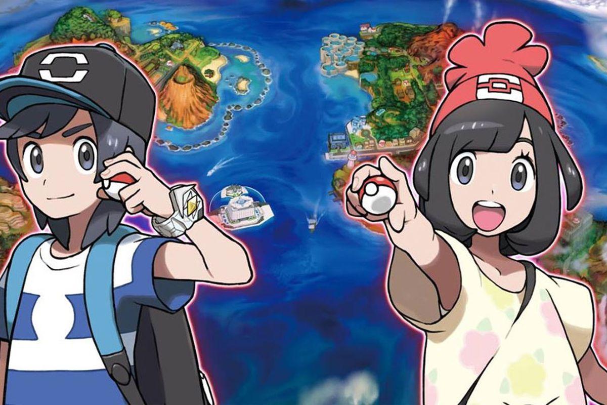pokémon sun and moon set big new sales record for nintendo - polygon