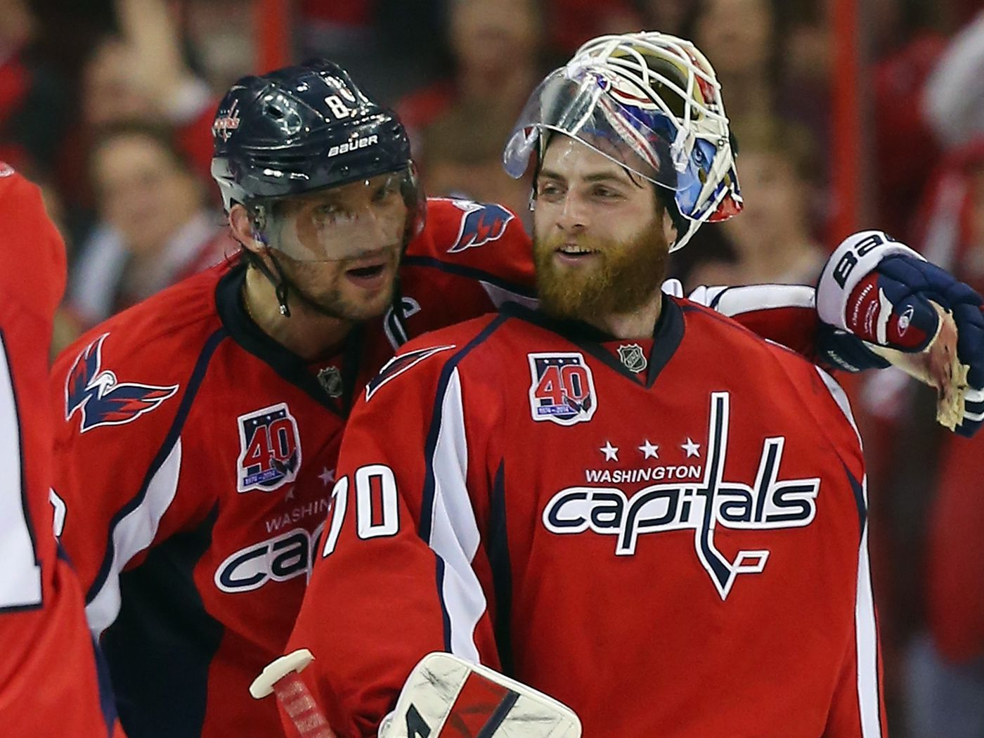 Two Dudes What To Do With Braden Holtby Japers Rink
