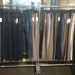 Men's denim, $69