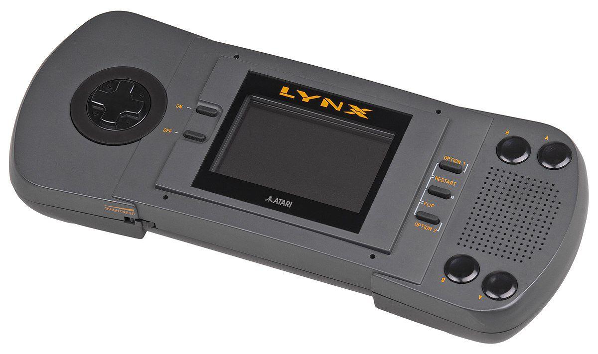 Atari Lynx photo