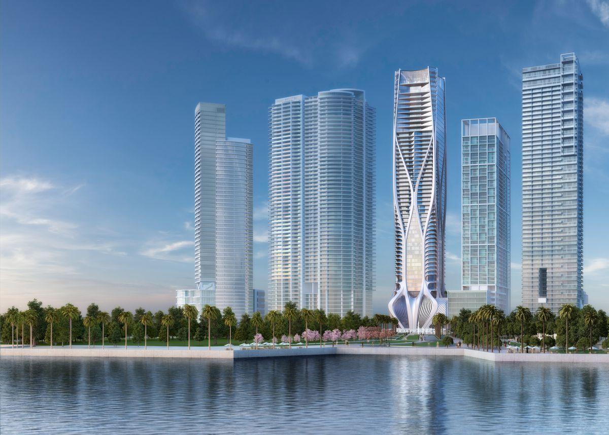 1000 Museum by Zaha Hadid Architects in Miami
