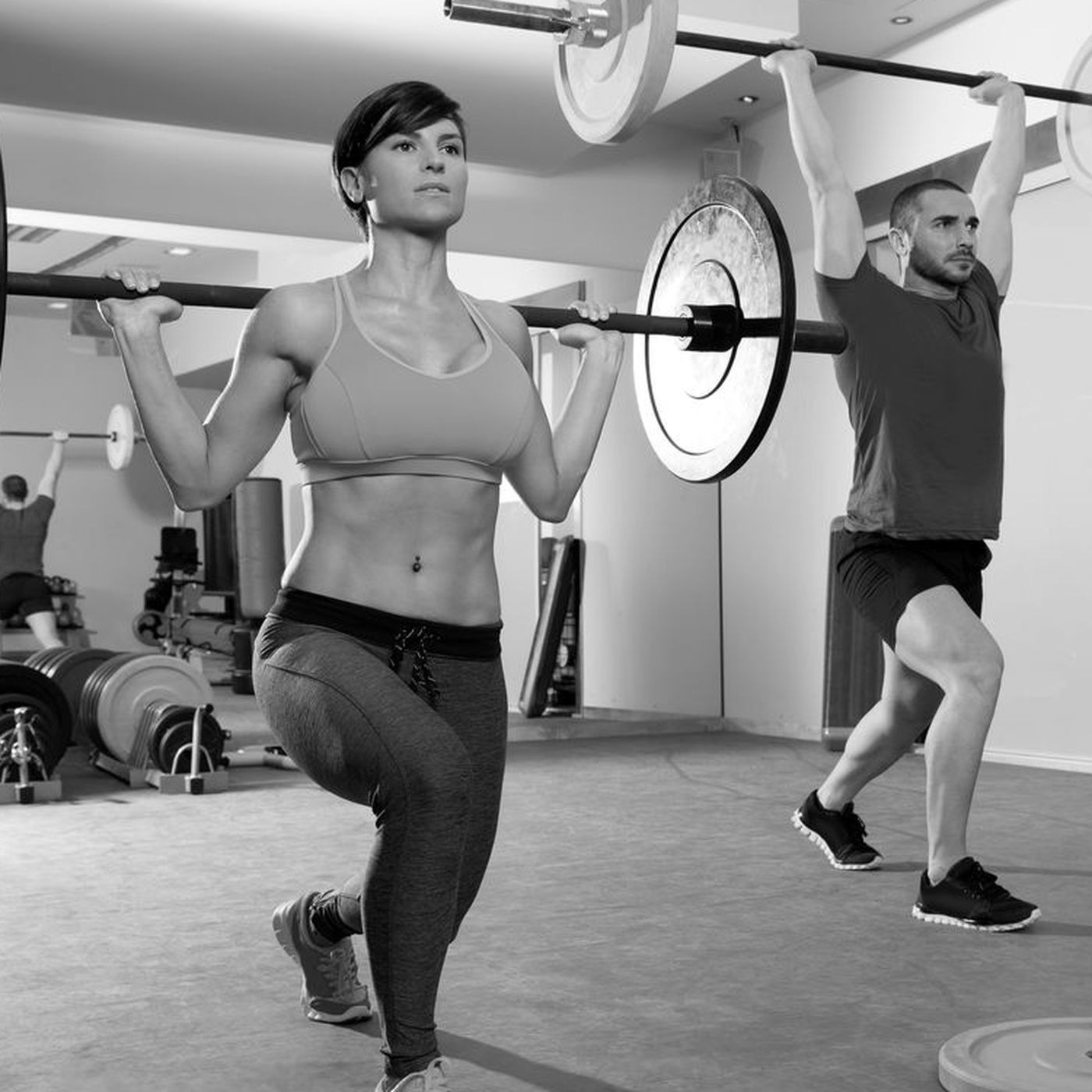 Why is crossfit so popular right now racked