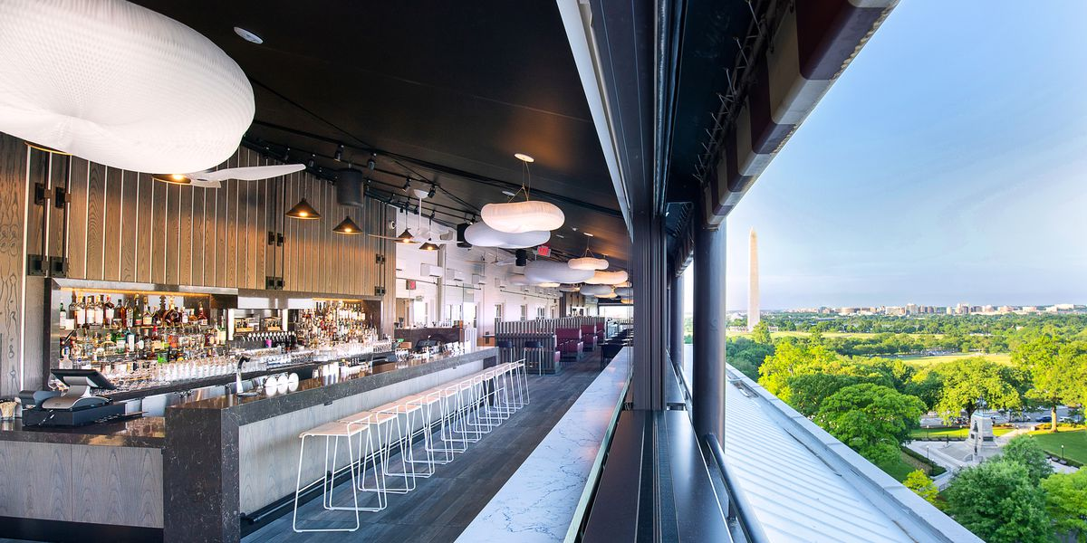 D C S 15 Essential Rooftop Bars Eater Dc
