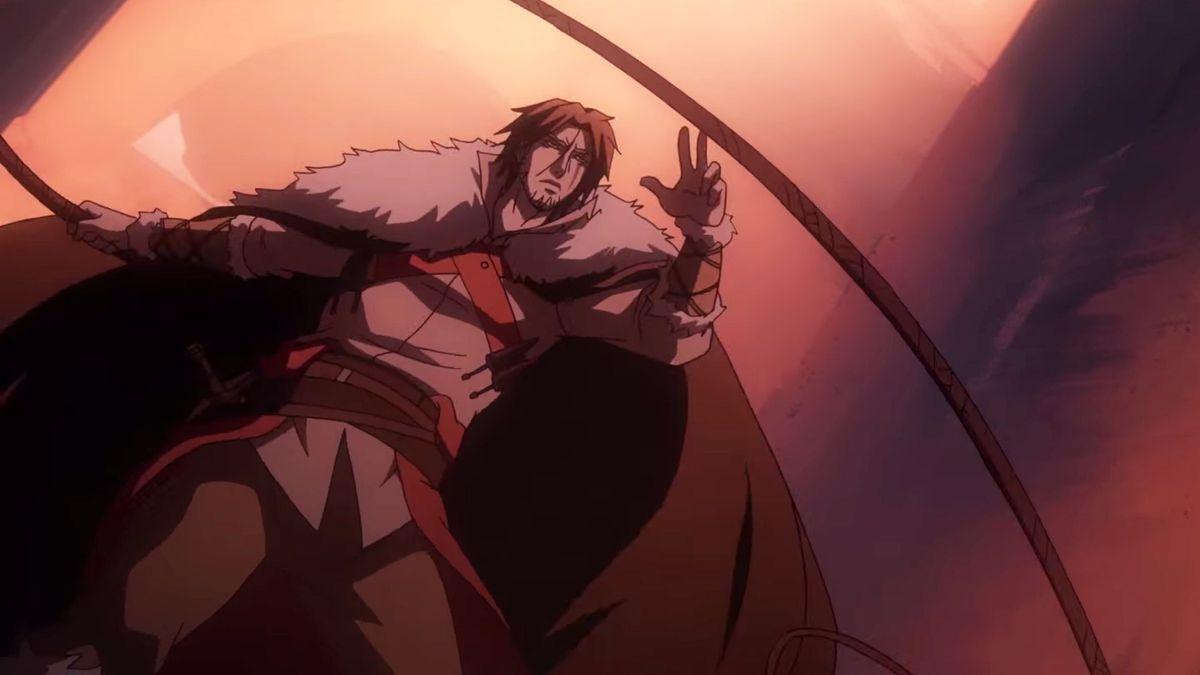 Netflix's Castlevania animated series