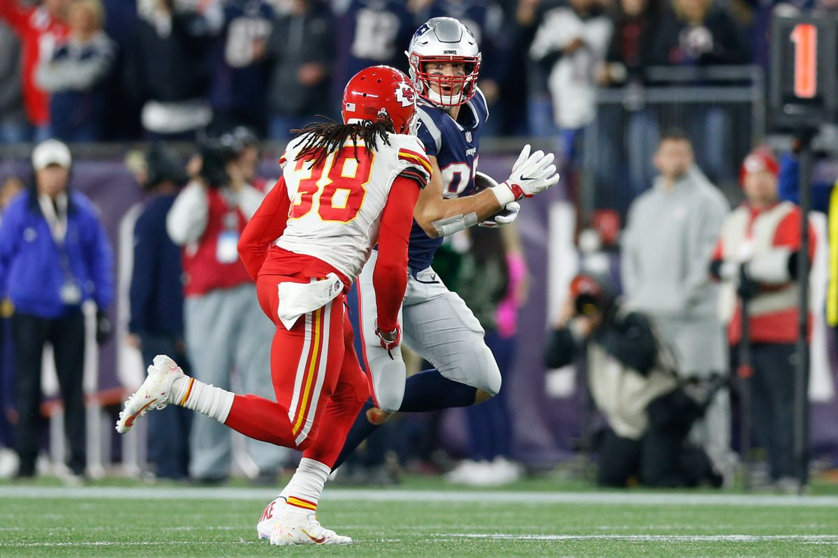 35e6e540 2019 NFL playoff predictions: Patriots and Chiefs will play a close AFC  Championship Game. New ...