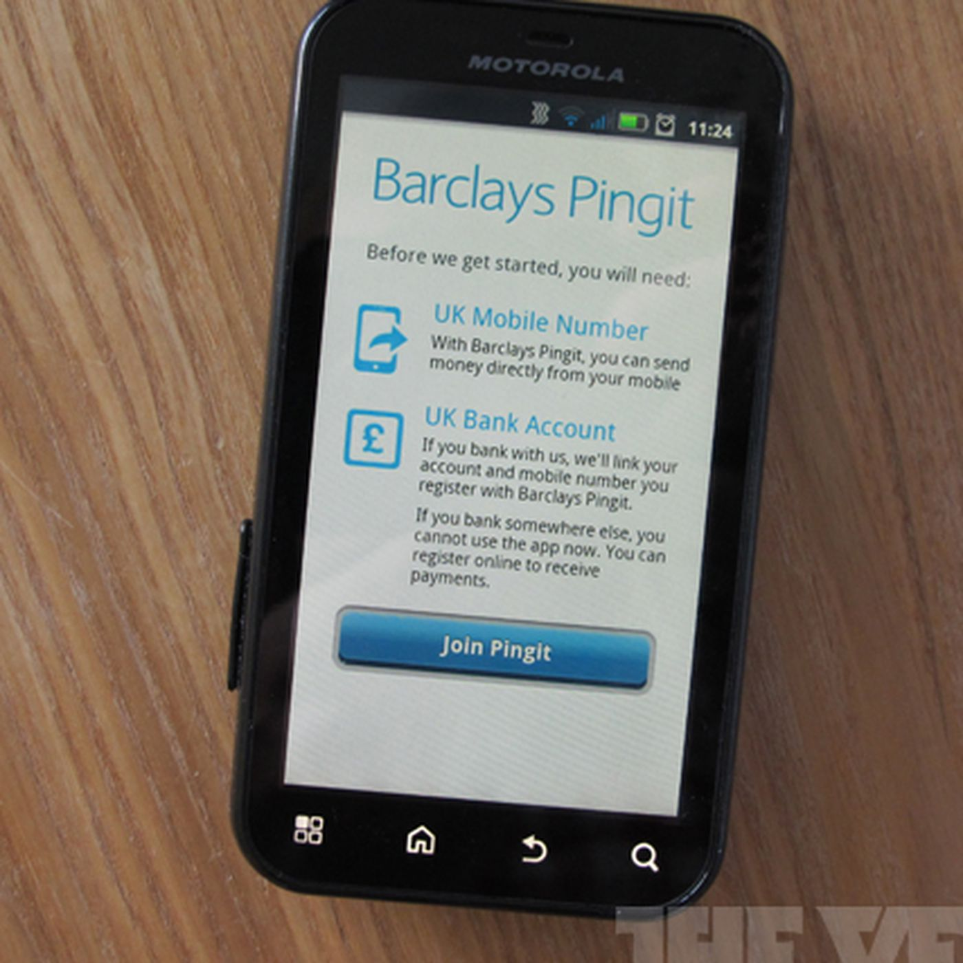 Barclays PingIt app lets you send money with just a mobile number ...