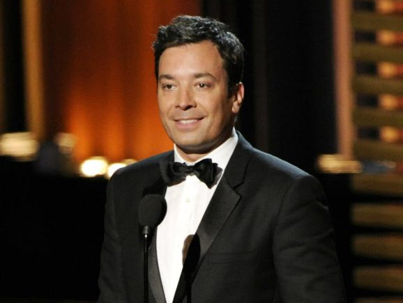 """Jimmy Fallon launched """"Tonight Show Summer Reads"""" in June. 