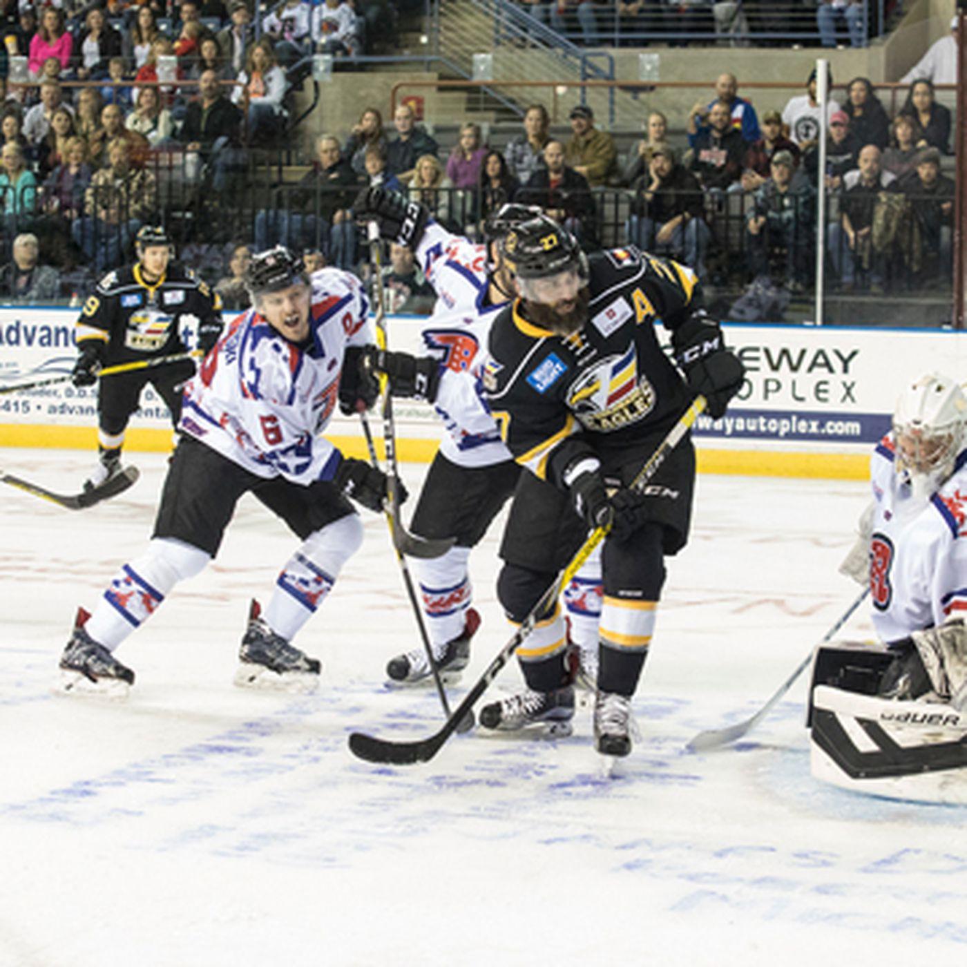 Eagles Weekend Recap: Rapid City Rush