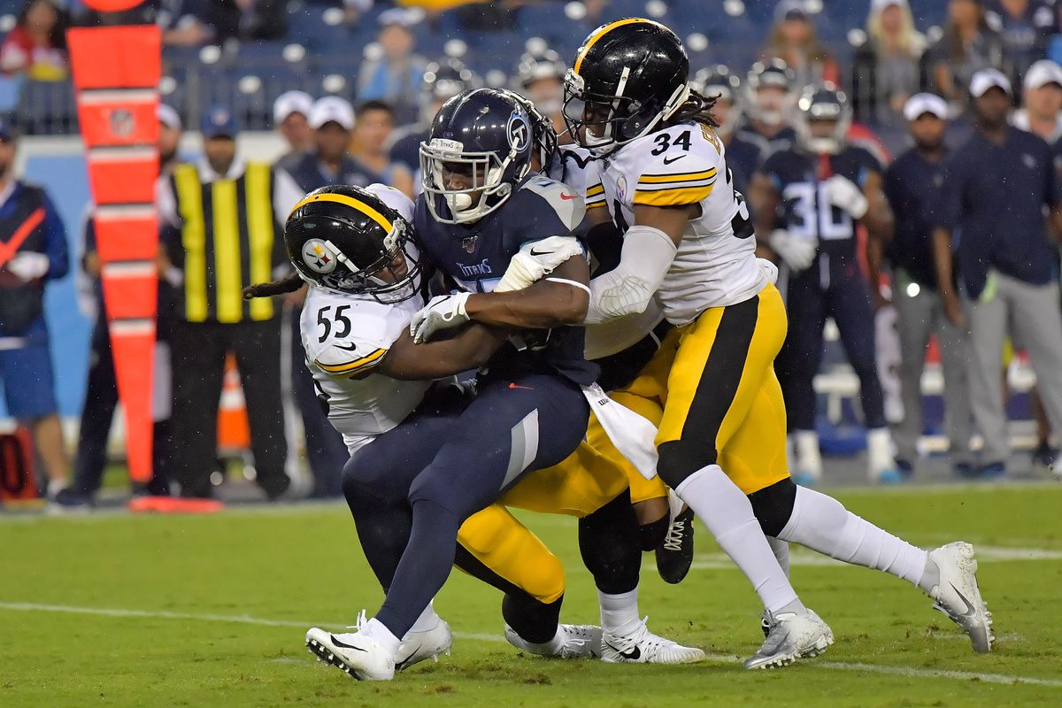Steelers snap totals vs  in Week 1 show an emphasis on team