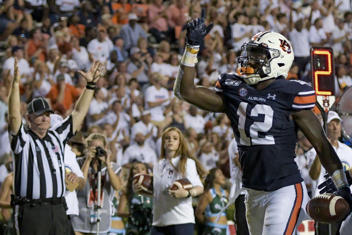 NCAA Football: Tulane at Auburn