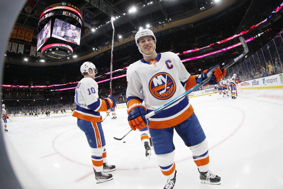 NHL: DEC 19 Islanders at Bruins