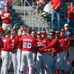 Josh Scheffert Congratulations on Home Run