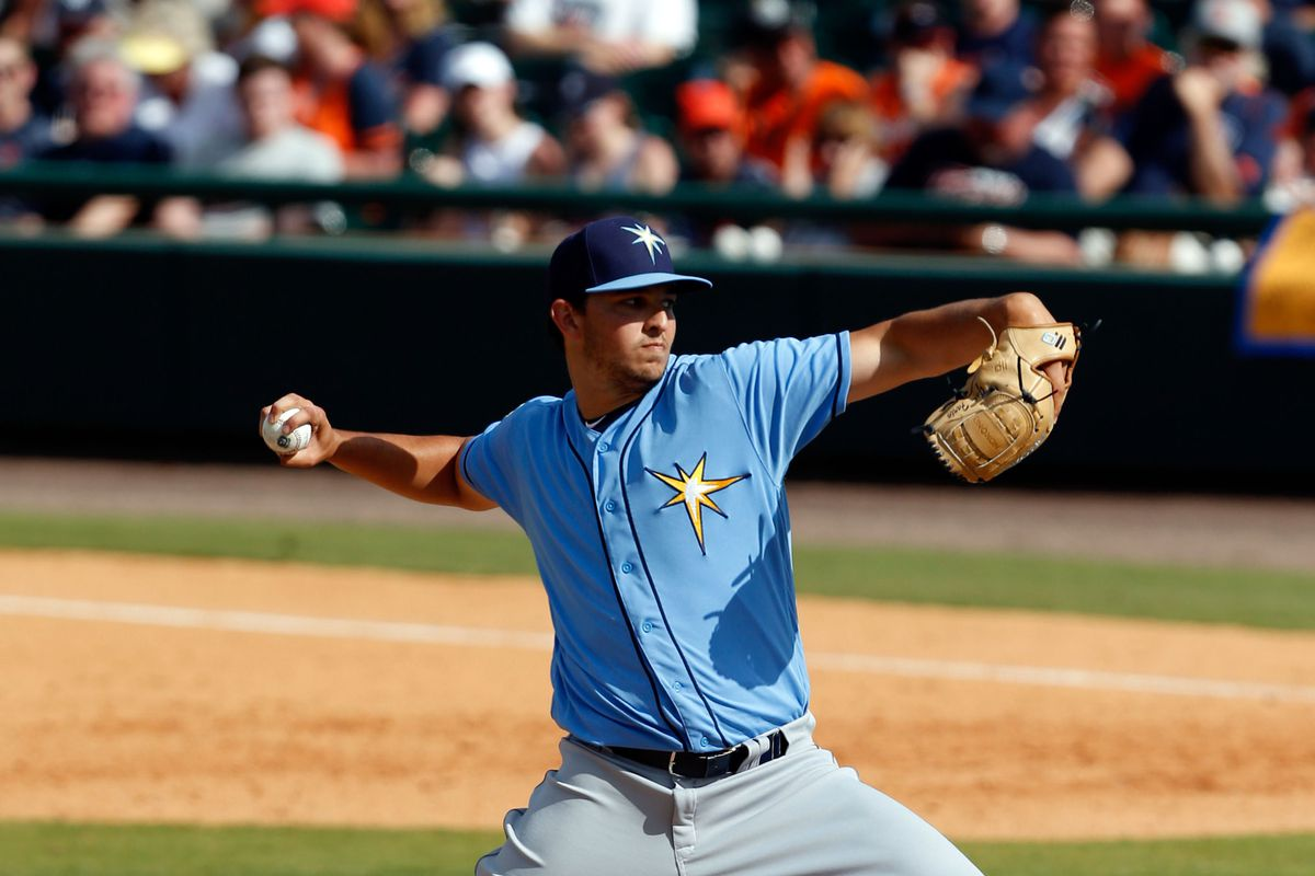 Rays' Faria beats White Sox 3-1 in major league debut