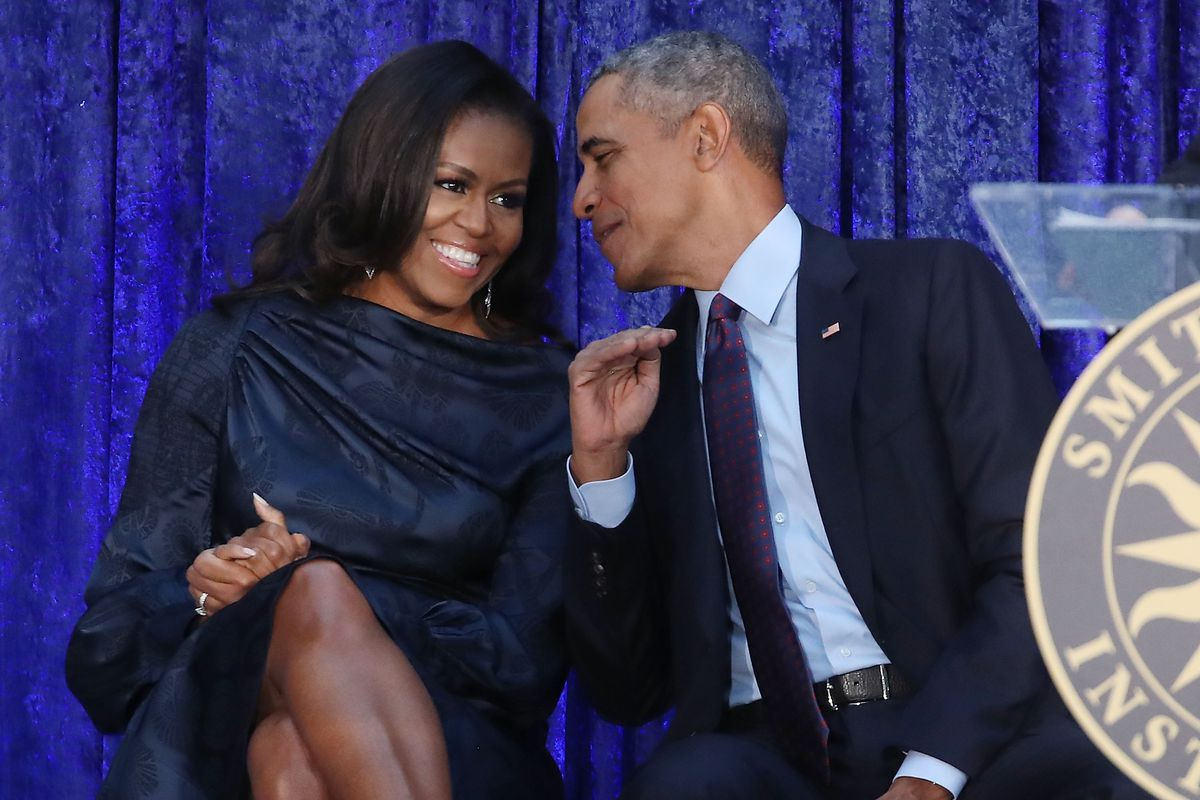 Barack and Michelle Obama will produce films and TV shows