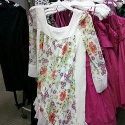 Yup, it's that Jovovich-Hawk dress