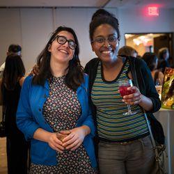 Nozlee Samadzadeh and Tammie Teclemariam of Vox Media