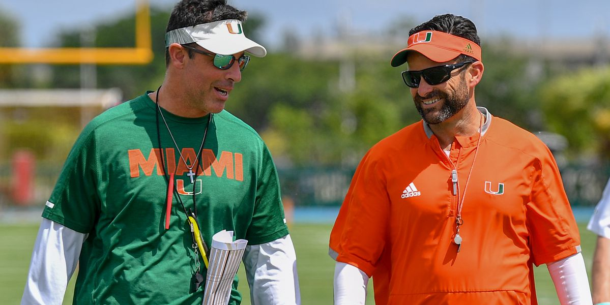 Phil Steele has several pieces of high praise for Manny Diaz's