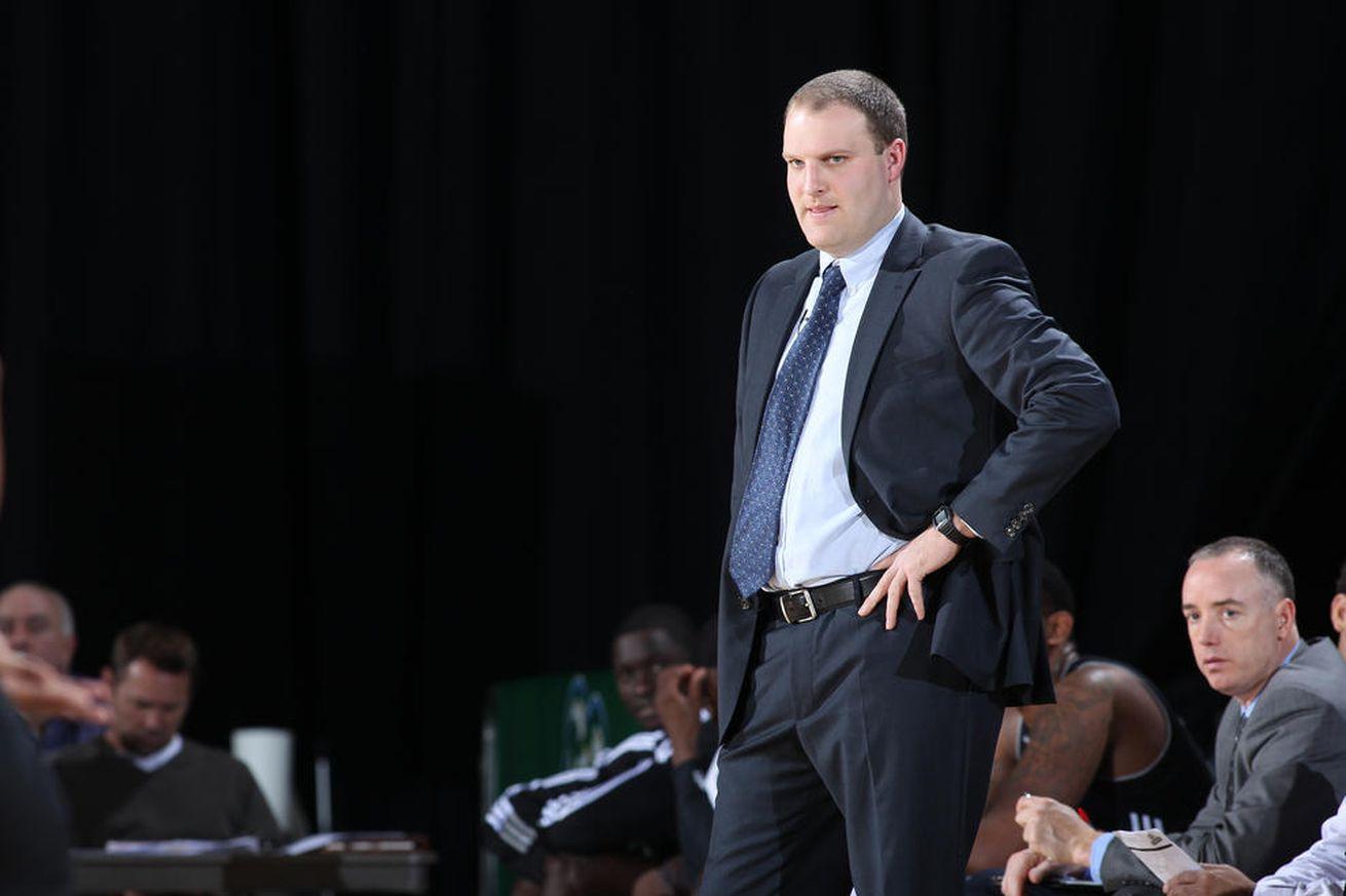 Report: Grizzlies Hire Bucks Assistant Taylor Jenkins as Head Coach