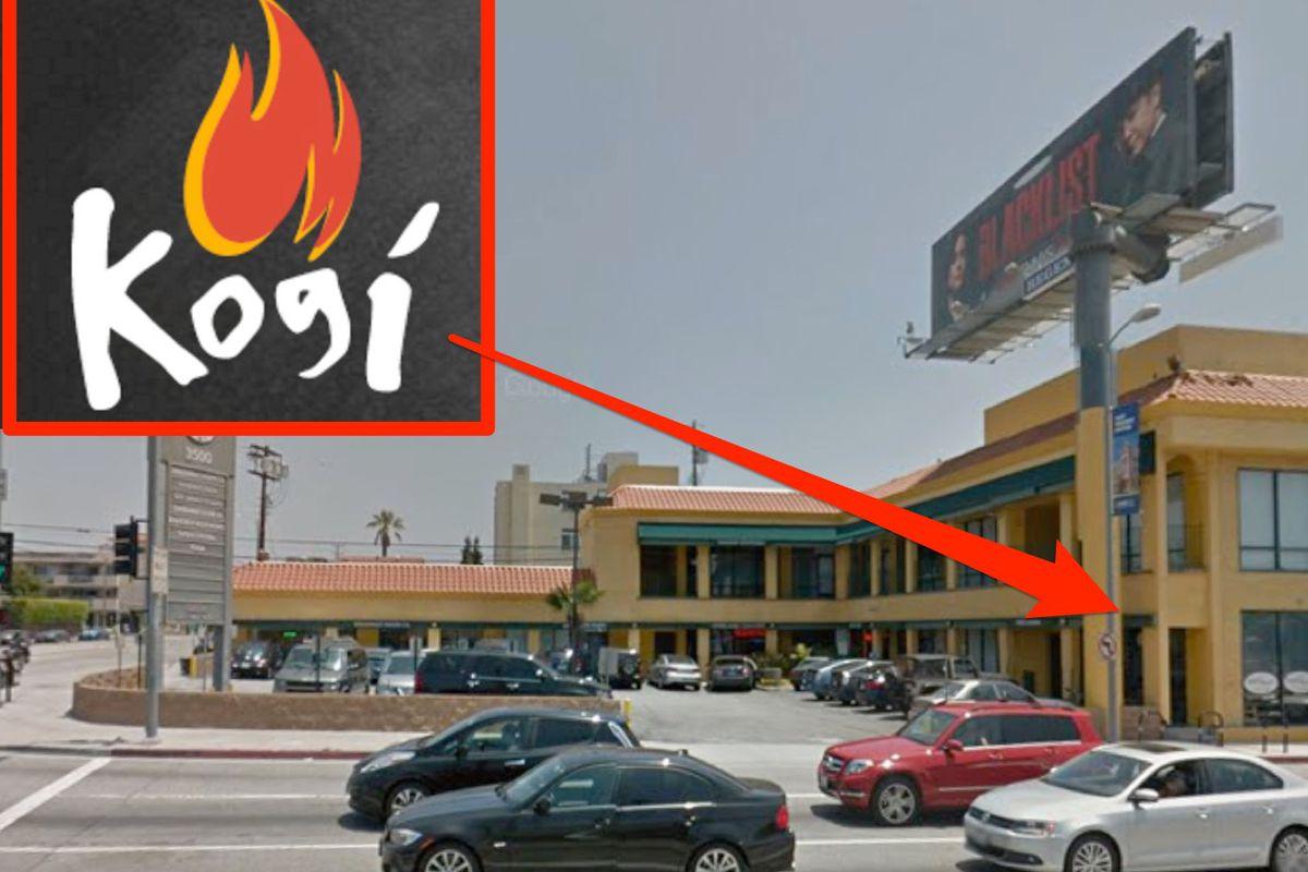 Kogi BBQ at Palms