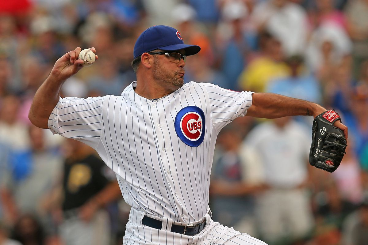 Cubs' closer Kevin Gregg might be available in  a trade