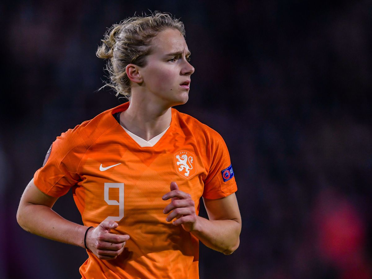 "UEFA Women's EURO 2021 qualifier group A""Women: The Netherlands v Russia"""