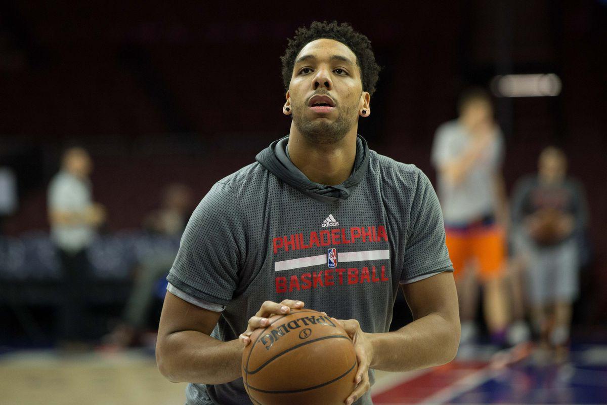 NBA: New York Knicks at Philadelphia 76ers