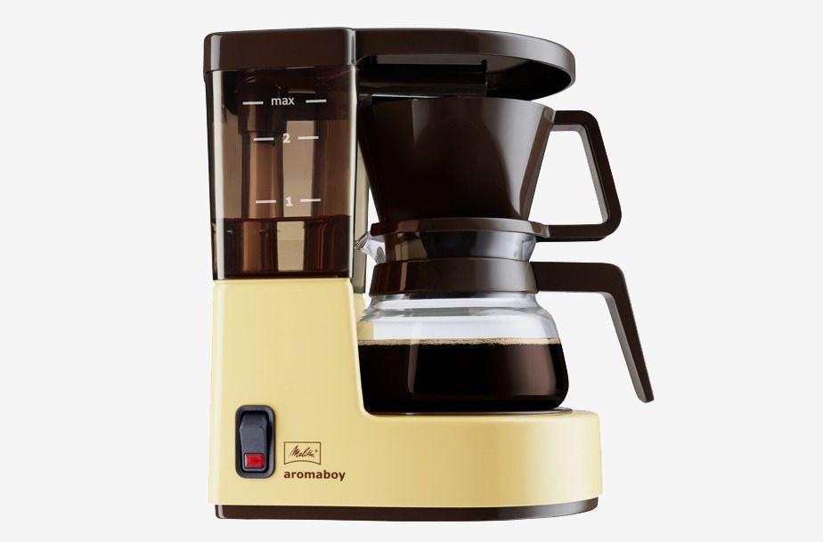 The Melitta Aromaboy, one of the best coffee makers for 2020