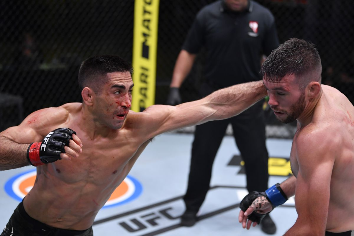 UFC Vegas 8 bonuses: Ricardo Lamas vs. Bill Algeo wins 'Fight of the Night'  - MMA Fighting