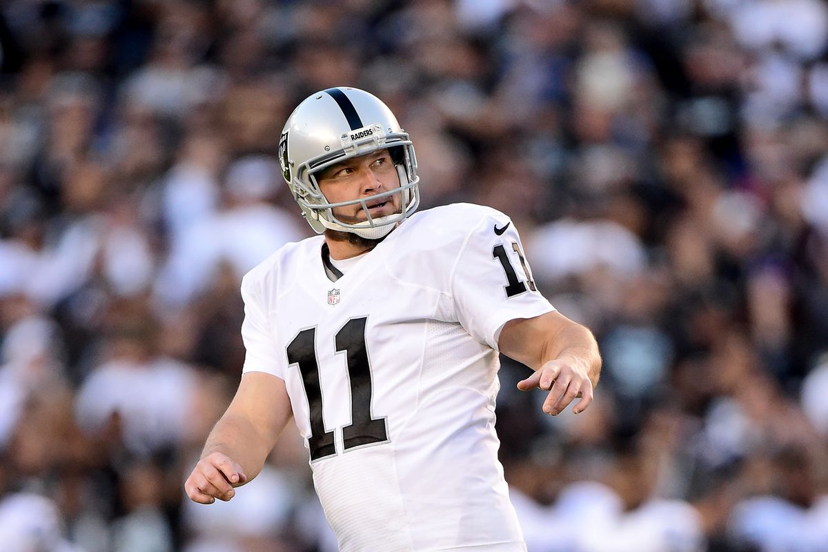 Report  Raiders inform Sebastian Janikowski his 18-year run in Oakland now  done c8bcf804b