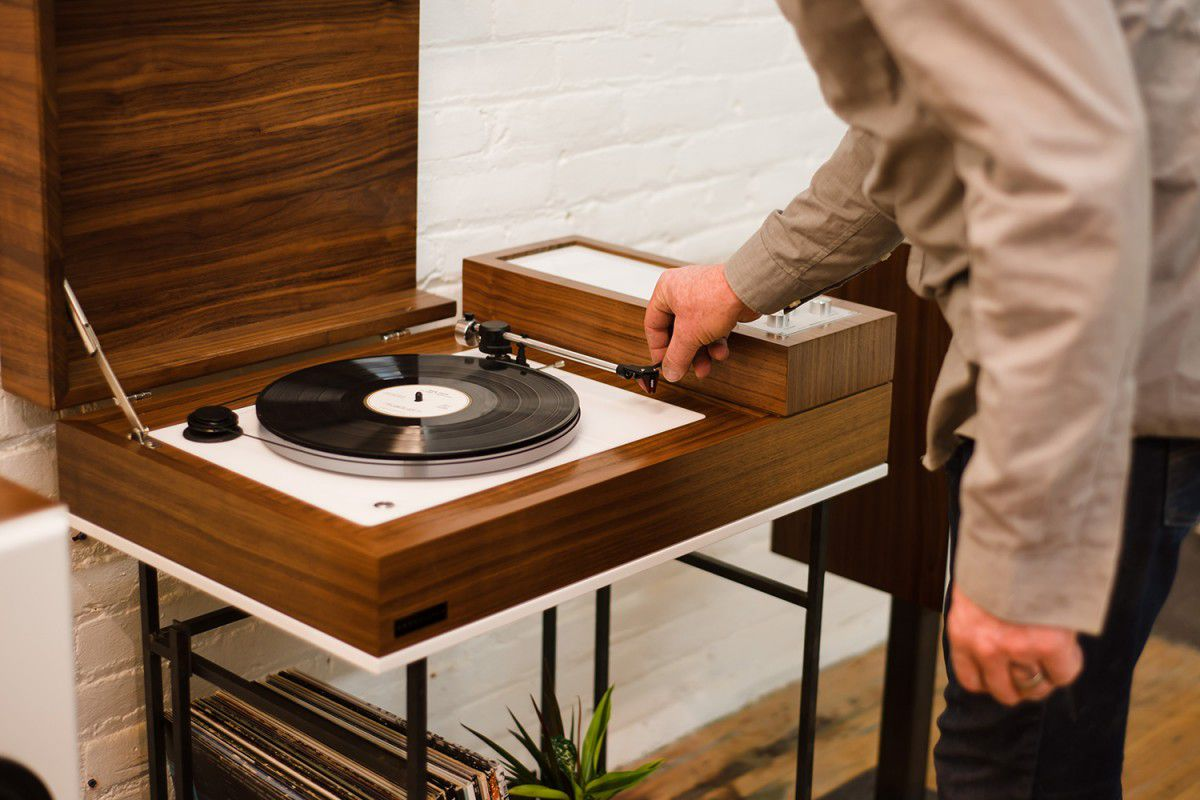 Wrensilva S New Record Console Will Stream Music To Your