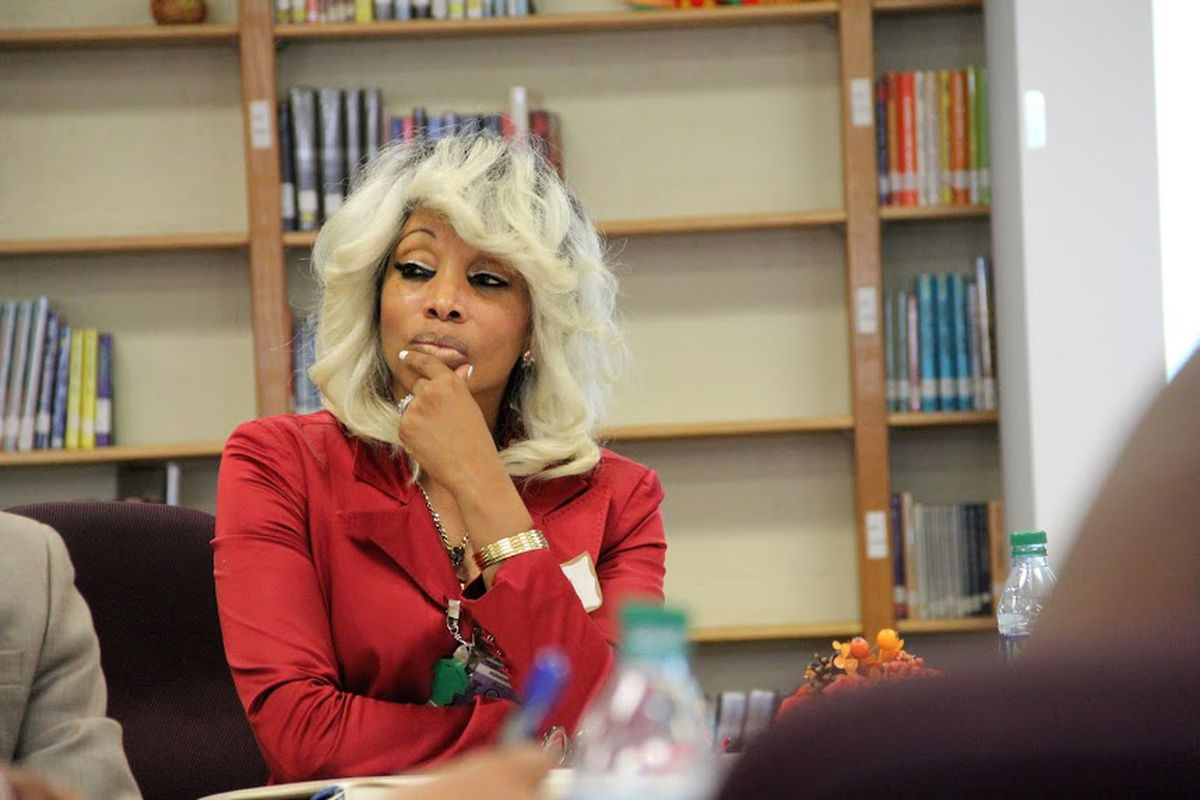 Sharon Griffin kicked off her tenure as the Achievement School District's chief on June 1.