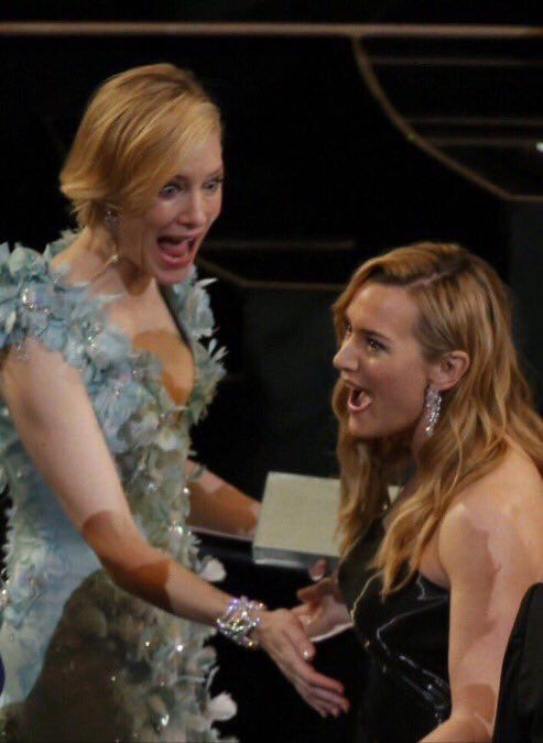 Cate Blanchett Amp Brie Larson Have Convinced The Internet