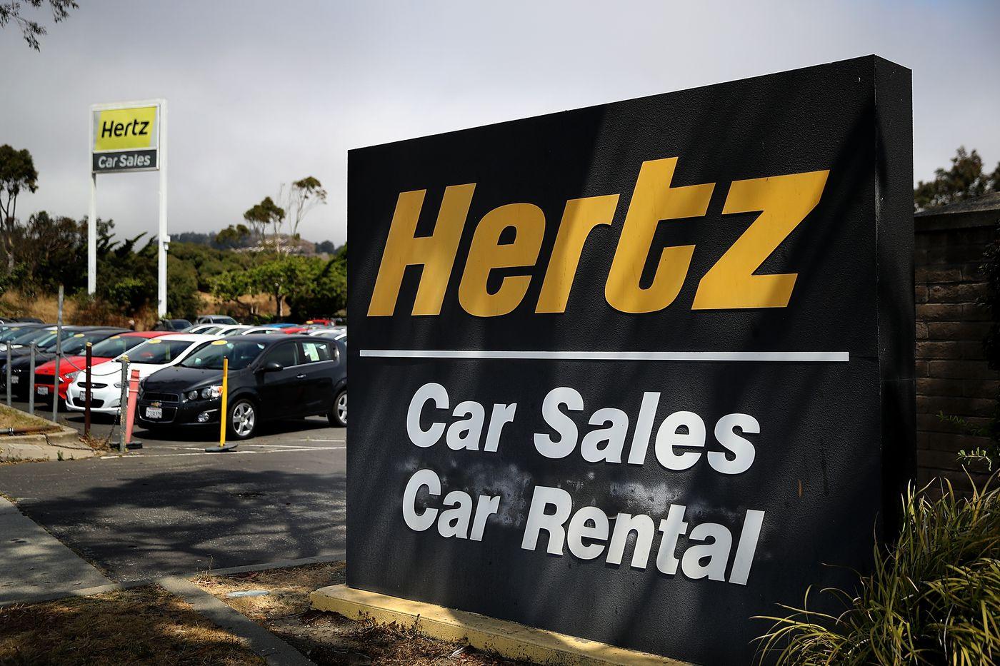 Hertz Launches 1 000 Per Month Car Subscription Service The Verge