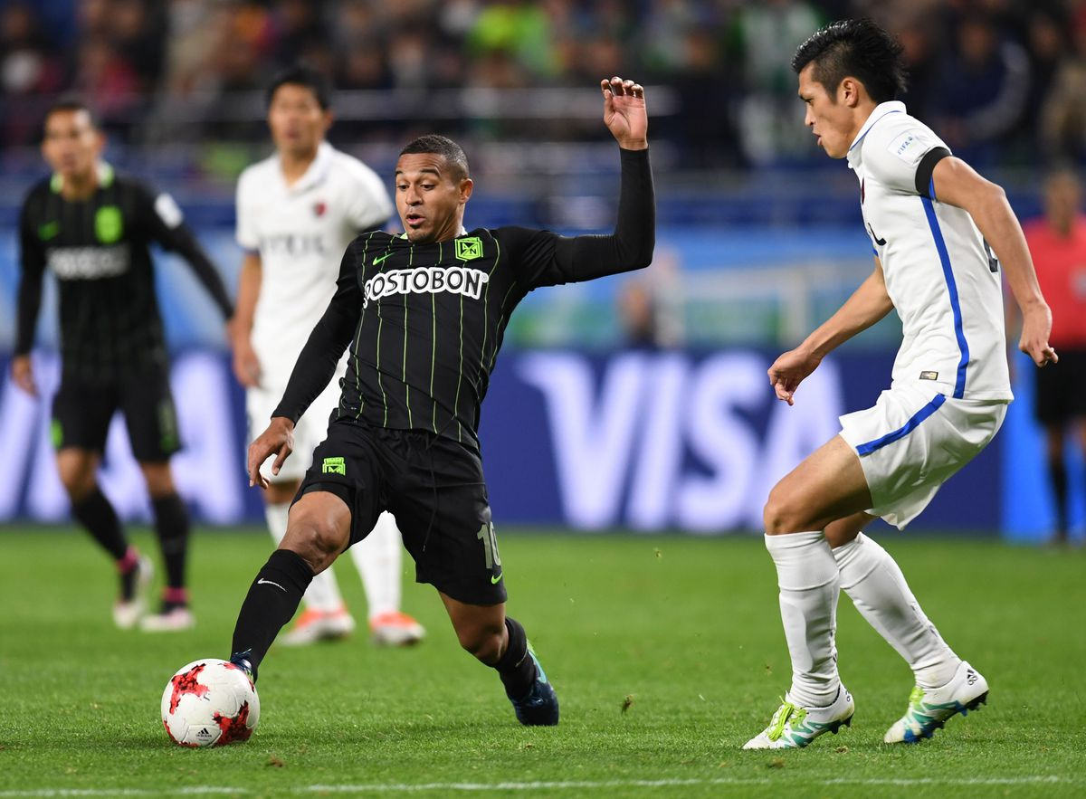 Atletico Nacional v Kashima Antlers - FIFA Club World Cup Semi Final