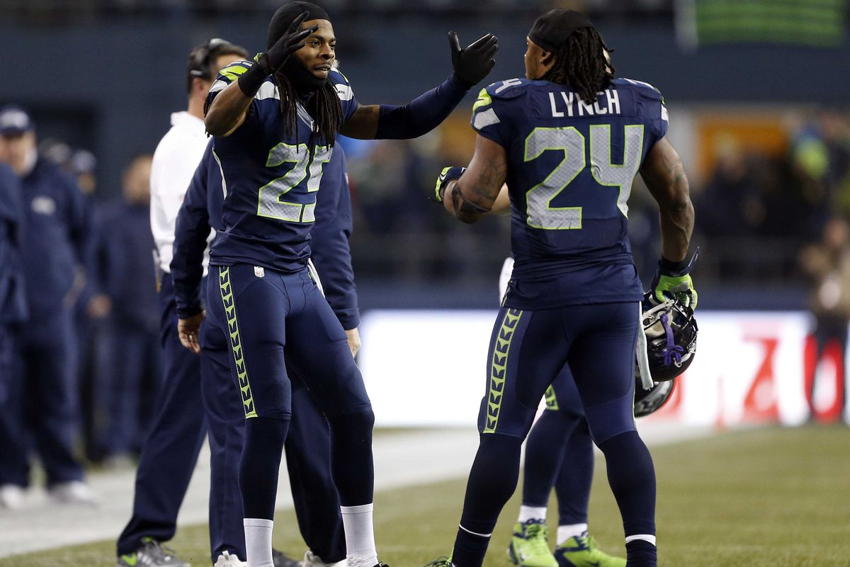 547fe16f Green Bay Packers at Seattle Seahawks: NFC Championship Open Thread ...