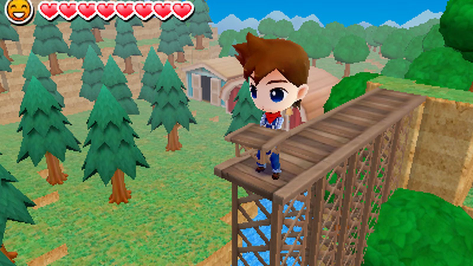 Harvest Moon is heading to Switch and PC for the first